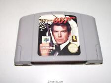 Nintendo Nintendo 64 GoldenEye 007 Video Games