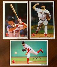 Authentic Boston Red Sox 2018 World Series Autographs Benintendi Price Eovaldi