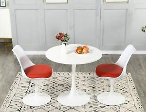 Dining Room Chairs Set of 2,Mid-Century Modern 360°Swivel Kitchen Dining Chairs