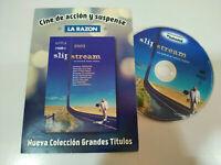 Slip Stream Anthony Hopkins DVD Sobre de Carton Español Ingles Region 2