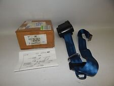 New OEM 1996 1997 Ford Explorer Rear Seat Belt Retractor Right Hand Side RH Blue