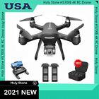 Holy Stone HS700E 4K HD RC Drone with EIS Anti Shake Camera GPS Quad Brushless