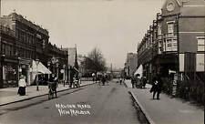 New Malden. Malden Road.