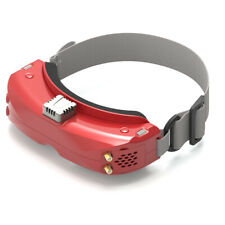 SKYZONE SKY04X 5.8Ghz 48CH RC FPV Goggles Support 2D/3D HDMI Build in Headtracke