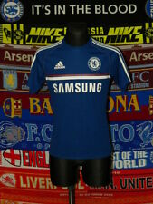 "4/5 Chelsea adults S 34-36"" leisure training football shirt jersey trikot soccer"