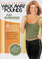 Leslie Sansone: Walk Away the Pounds - Fat Bur New DVD
