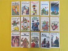 15 x ATB Alex Taschenbücher Kinderbuchverlag Berlin DDR 1977-1989 Kinderbuch