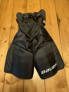 Bauer Eishockey Hose Junior M Neuwertig TOP