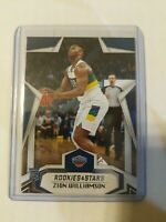 2019-20 Chronicles Zion Williamson RC Rookies & Stars Base #699 Invest!!!