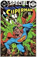 SUPERMAN #3 Special, VF/NM, 1985, Pablo Marcos, more DC and Superman in store