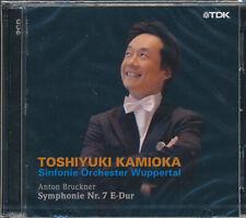 Anton Bruckner Sinfonie Nr. 7 – Toshiyuki Kamioka – 2 CDs