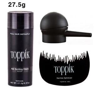 3pcs/Set 27.5g Toppik Hair Building Fibers Set Spray