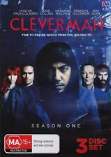 Cleverman (Season 1) 3 DVD Set Hunter Page-Lochard-Deborah Mailman-Rob Collins