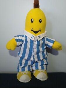 Bananas In Pyjamas B2 Plush ABC TV Vintage Retro 1995 Standing 32 CM Soft Toy