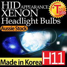 H11 Globe 55W Car Headlight Bulb Xenon 12V High Low Crystal Driving Tail T10 LED