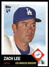 2016 Topps Archives Zach Lee RC RC #93 (65131)