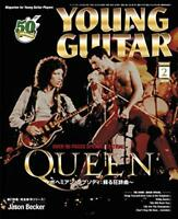 Young Guitar Japanese Magazine February 2019 Rock Music Queen Judas Priest