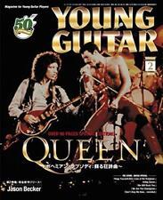 Gebraucht Young Gitarre Japanisch Magazin Februar 2019 Rock Musik Queen Judas