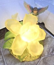 Cedar Creek Collection Flower and Fairy Lamp