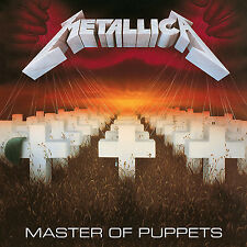 Metallica Master of Puppets Remastered Expanded Deluxe 3 CD Set 2017