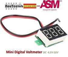 0.36 Inch 4.5V-32V Mini Digital Voltmeter LED Screen Voltage Tester Meter