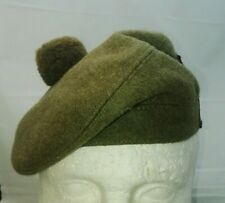 More details for tam o shanter royal regiment of scotland size 57cm british army new