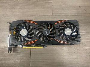 GIGABYTE Geforce GTX 1080 G1 Gaming 8G *AS IS* NO RETURNS