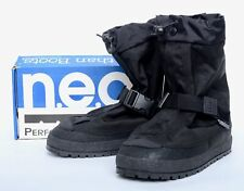 New NEOS Voyager VN1 Black Waterproof Fit Over Shoes Boots 39 / 6.5 fits Small