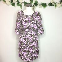 Ariat Women's Tunic Dress Ruffle Sleeves Size Small