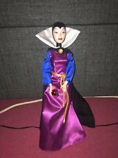 Disney Villains Evil Queen Snow White Doll Out Of Box