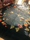 chinese 9x12.  quality  110 line, new wool hand knotted