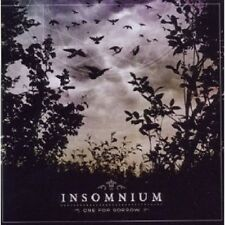 "Insomnium ""One for Sorrow"" CD NUOVO"