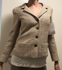 Vintage Chanel Tweed Blazer Size 36 (French)
