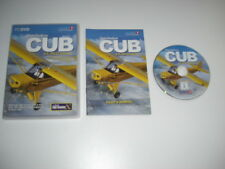 Flight Replicas Cub PC DVD ROM Add-On Pack Microsoft Flight Simulator SIM X FSX