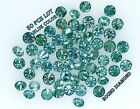 Real 100% Natural Loose 50 Round Diamonds Clarity-I13 Blue Color N538