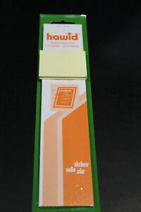Hawid Klemmstreifen Schwarz 25 Stück 210 x 48 mm HA1048