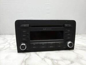 2010 11 12 13 Audi A3 Concert 2 Radio Receiver AM / FM CD 8P0035186T