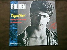 ROUVEN 7 inch Single TOGETHER auf Ariola (1986)