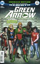 Green Arrow #17 DC Comics 2017 (DCU Rebirth)