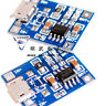 3PCS TP4056 Micro USB Charger 5V 1A 18650 Lithium Battery Charging Board