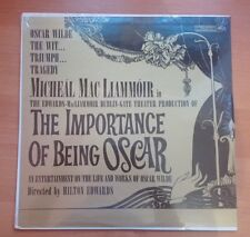 Micheál Mac Liammóir  – The Importance Of Being Oscar  - LP US - BRAND NEW