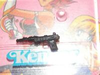 VTG 1984 1985 KENNER Star Wars A Wing Pilot Death Star Gunner BLACK blaster gun~