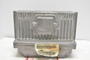 1996 Buick Chevrolet Pontiac Engine Control Module Unit Ecm 16231964 F12 020
