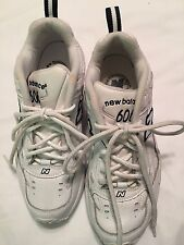 NEW BALANCE 606 Hiking Trail Walking Shoes Ladies 9-1/2  LEATHER Reduced