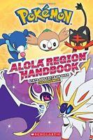 Pokémon: Alola Region Handbook-Scholastic