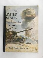 U.S. Army Training Center ARMOR Ft Knox 1961 Co C 6th BN 3rd Regiment Graduation