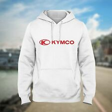 SUDADERA KYMCO SCOOTERS HOODER SWEATER PULLOVER PULL SWEAT FELPA
