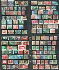 139 EAST GERMAN DDR Stamps post war 1950's