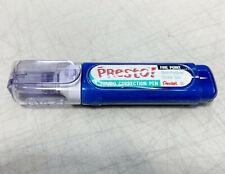 New Pentel Presto Fine Point Multi Purpose White Fluid Jumbo Correction Pen