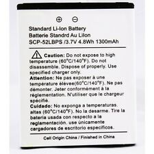 Kyocera Hydro XTRM Battery SCP-52LBPS C6721 C6522 Replacement Cell Phone